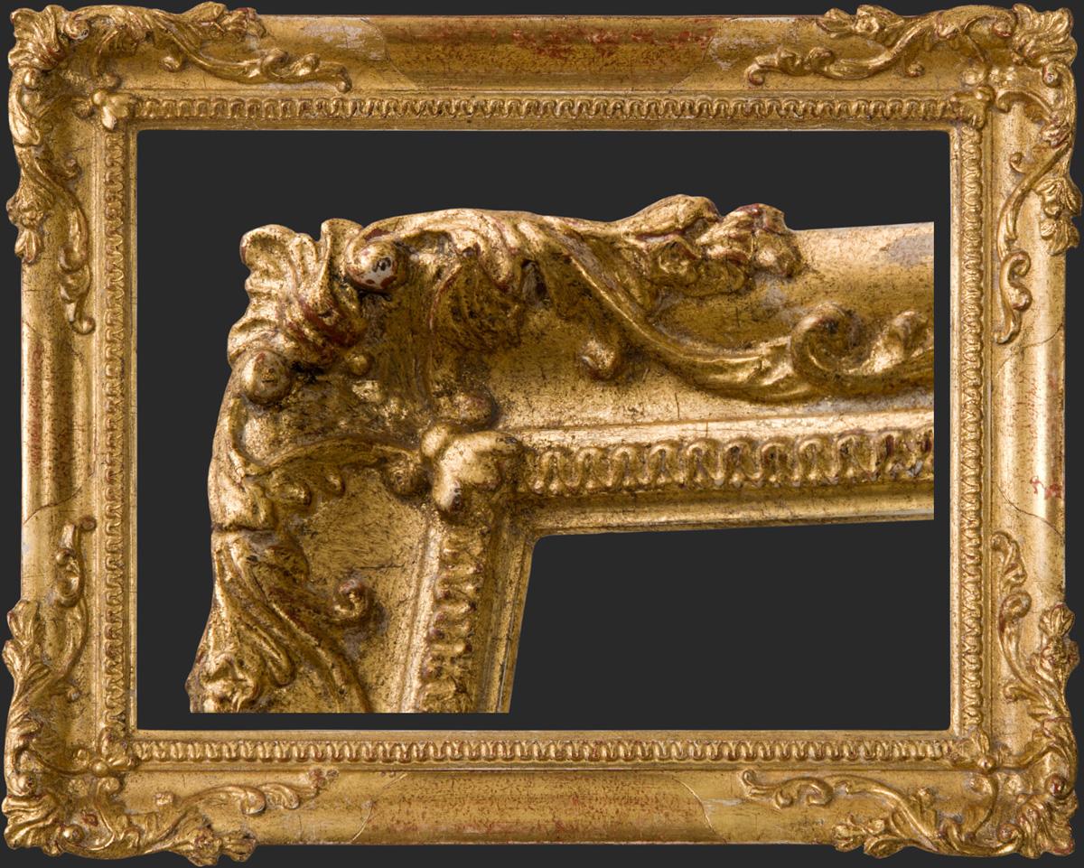 Ornamentlijst goud
