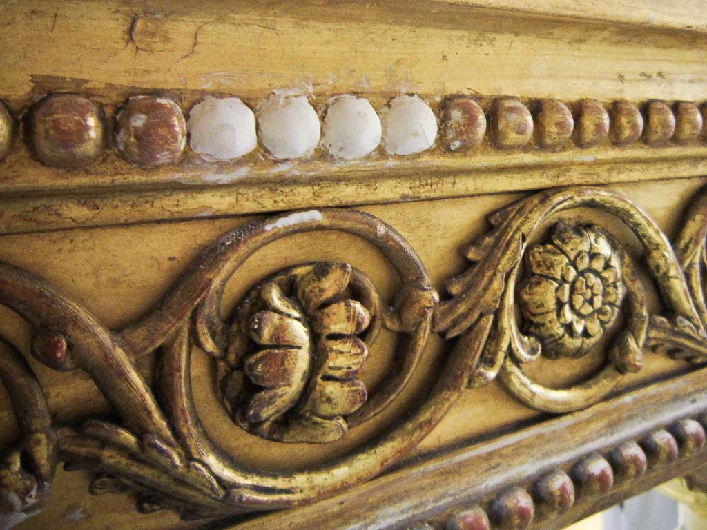 Restauratie antieke tafel