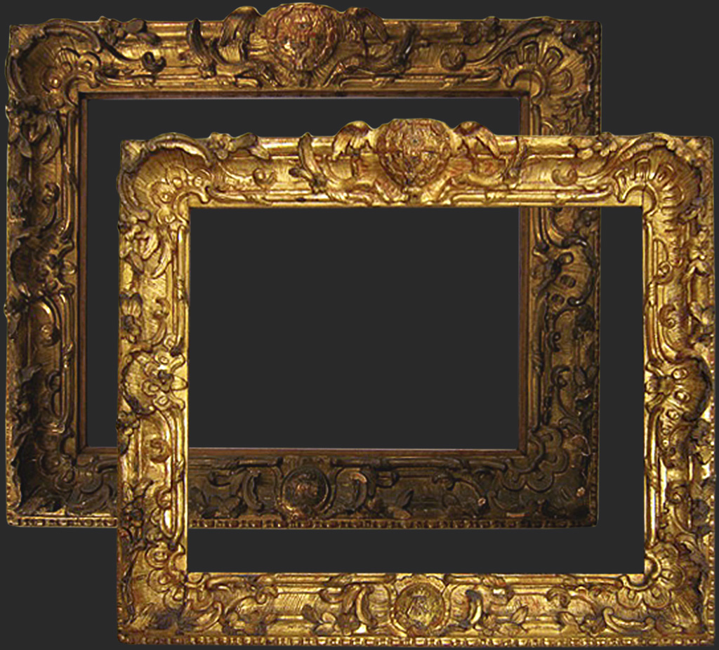 Restauratie schilderijlijst