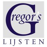 Logo Gregor's lijsten