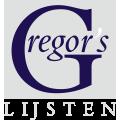 Gregor's Lijsten Retina Logo